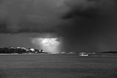 Bahama's Sailing (RobMatthews) Tags: bahamas sailing storm seascape monochrome abaco bw