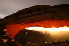 Mesa Arch Sunrise (rivercurtis) Tags: sunrisephotography mesaarch archesnationalpark