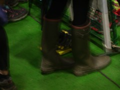 chantebelle kaki new model () Tags: wellies rainboots aigle stiefel