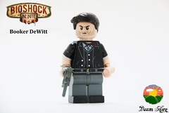 LEGO BioShock Infinite - Booker DeWitt (1) (Dawn Hero) Tags: lego custom minifigure brickarms legovideogames legobioshock bioshockinfinite dawnhero bookerdewitt legobioshockinfinite legobooker legobookerdewitt