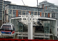 Emirates Air Line Royal Victoria Dock (chrisbell50000) Tags: hello london car dock air royal cable victoria line emirates airline cablecar gondola maldives chrisbellphotocom