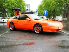orange on Alpine V6 turbo (Transaxle (alias Toprope)) Tags: auto show berlin classic cars beauty car vintage nikon power antique voiture historic retro event coche soul carros classics carro oldtimer bella autos veteran macchina carshow coches veterans clasico voitures toprope antigo antigos clasicos