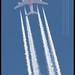 A380 Overhead