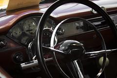 214 (Jocelyn Pettway) Tags: classic wheel radio austin classiccar texas dashboard steeringwheel