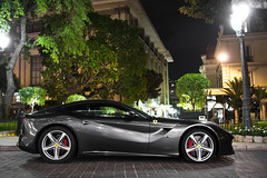 F12. (Yannick van As Photography) Tags: horse square photography ferrari casino monaco carlo monte van maranello yannick f12 v12 berlinetta