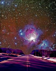 Solar Roadtrip (kitrmeyer) Tags: art digital photoshop edited galaxy edit
