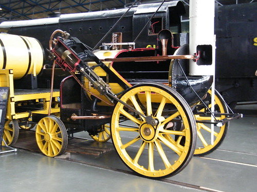 stephenson s rocket  software