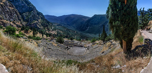 Delphi Panorama {Explored}