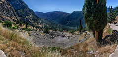 Delphi Panorama {Explored} (Martin Smith - Having the time of my life!) Tags: del