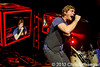 Matchbox Twenty @ DTE Energy Music Theatre, Clarkston, MI - 07-06-13
