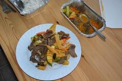 My dinner today (petrusko.rm) Tags: food nikon beef thai dslr panaeng d5200