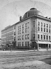 Stanwix Hotel  late 1800s  albany ny (albany group archive) Tags: old ny vintage hotel downtown 1800s historic albany late stanwix