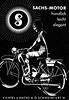 Fichtel & Sachs Motor (1938) handlich leicht elegant