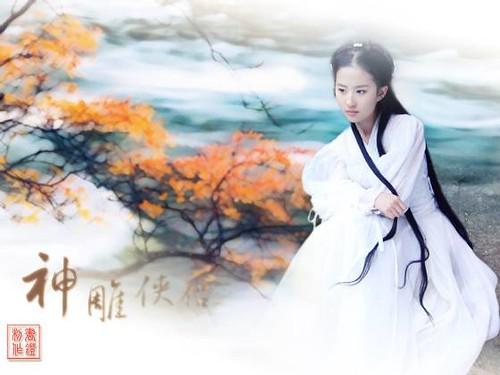 劉亦菲 画像29