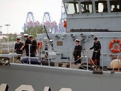 M 916 Bellis (Gunnar Ries zwo) Tags: marine navy warship minesweeper belgien minensucher belgiannavy minehunter minenjagdboot kriegsschgiff
