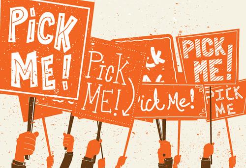 Pick Me - Stock Trading
