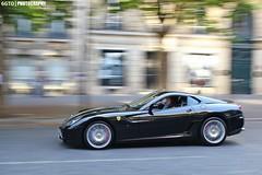 Gran Turismo Berlinetta (6GTO) Tags: paris france canon photography eos ferrari gran turismo francia supercar gtb parigi v12 berlinetta 599 pannig fiorano 550d worldcars 6gto