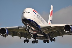 [14:33] 'BA380' (BA9151P) TLS-LHR: delivery of the second A380 for BA (A380spotter) Tags: london ferry 1st heathrow landing belly finals airbus a380 ba approach britishairways 800 lhr baw iag egll 27l deliveryflight runway27l shortfinals tlslhr firstvisittolhr firstvisittoheathrow internationalconsolidatedairlinesgroupsa ba380 gxleb 800igw msn0121 ba9151p