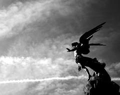 archangeli (Oakjack) Tags: statue torino piemonte turin piedmont archangel