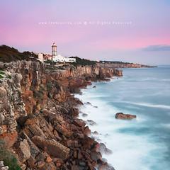 Cascais Lighthouse (FredConcha) Tags: lighthouse portugal nikon rocks sigma farol falesia cascais pds d90 fredconcha