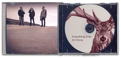 When Prophecy Fails - Everything Ever, At Once. (s0ulsurfing) Tags: people music musicians island spring published pov cd perspective band pointofview isleofwight april brook cdcover isle ep wight 2013 s0ulsurfing whenprophecyfails