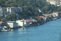 View from the Bosphorus bridge (joyful JOY) Tags: turkey august istanbul filipina globetrotter 2013 pinayinturkey