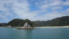 . (faerygrrrl) Tags: newzealand southisland abeltasman abeltasmannationalpark