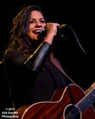 Kimi @ Showbox at the Market (Kirk Stauffer) Tags: nov show seattle lighting november musician music woman usa brown cute girl smile face smiling rock female hair lights hawaii washington concert eyes nikon women long pretty tour place market guitar song live stage gig band pop solo soul singer indie funk hawaiian acoustic wa hiphop showbox brunette pike reggae vocals soulful rb miner kirk stauffer singersongwriter kimie d4 2013 111913 showboxatthemarket kirkstauffer kimieminer kimi