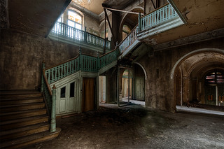 Urbex Wonka Mansion
