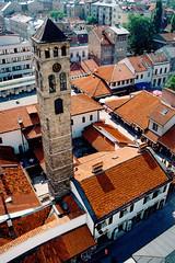 SARAJEVO-tower clock