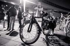 Beardude 2013 (Wen Cheng Liu (Busy)) Tags: street bike bicycle gear singlespeed fixed fixie fixedgear taipei pista trackbike beardude   fuckthatvelocityglobal2016 beardude2013