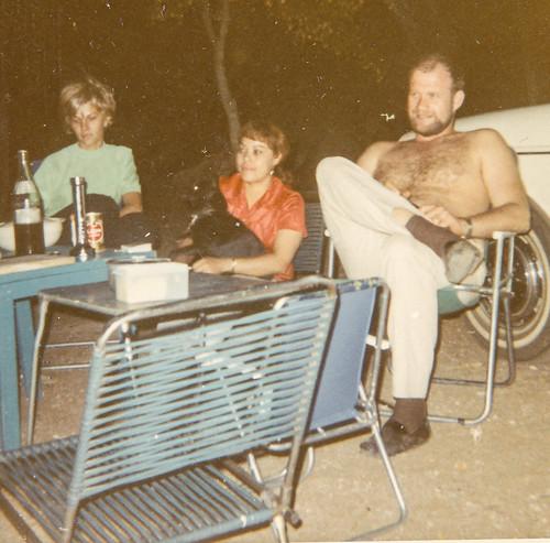 Near Victoria Falls (1971)