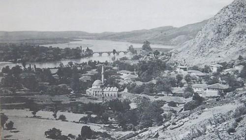 Шкодер, Shkodër, Shkodra, Scutari, Skadar, Cкадар. Xhamia e plumbit. The lead mosque. La mosquée des plombs. La mezquita de plomo.