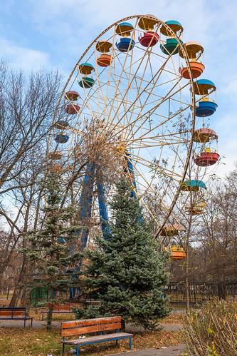 Pobedi Park - Tiraspol