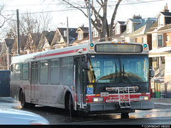 Toronto Transit Commission #7324 (vb5215's Transportation Gallery) Tags: new toronto flyer ttc 1999 transit commission d40lf