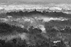 Borobudur | Punthuk Setumbu, Magelang
