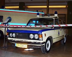 Fso 1500 kombi Ambulance (Konrad Krajewski) Tags: auto classic car fiat ambulance 1500 kombi socialism 125 polski youngtimer 125p prl samochód fso