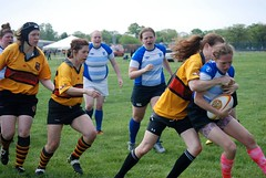 Detroit Tradesmen Women's Rugby vs DRFC