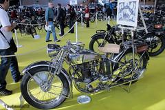 Terrot 350 HSSE 1929 (tautaudu02) Tags: auto cars automobile 350 moto coches voitures terrot rtro 2013 hsse epoquauto epoqu