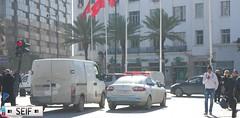 Renault Fluence Tunisia 2014 (seifracing) Tags: traffic tunisia tunis police renault circulation spotting policia tunisie 2014 fluence seifracing