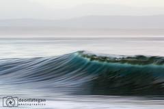 blue glass (laatideon) Tags: sea blur surf wave icm panned etcetc intentionalcameramovement laatideon deonlategan