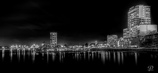 Nanaimo City Lights