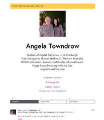 FutureLearn Profile (Angela Towndrow) Tags: {vision}:{outdoor}=0793 {vision}:{text}=0916