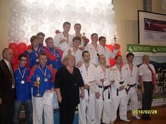 27-28.02.2010r Mistrzostwa Polski Shotokan FSKA.