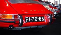Porsche 911 2.2 E. Con motor de 155 CV y del año 1971.
