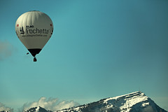 Calling Rigi (CoreForce) Tags: schweiz fb ballon schwyz rigi sattel