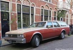 Chevrolet Impala Wagon 1979 (XBXG) Tags: auto old usa classic chevrolet netherlands car station vintage wagon us automobile utrecht break estate nederland voiture american impala 1979 paysbas kombi ancienne chevroletimpala amricaine stationcar stationwagen 50kjb5