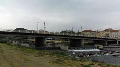 Pont Neuf et retenue du Gardon (gunger30) Tags: pont neuf ales gard languedocroussillon gardon als