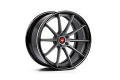 VSM-313 Multi Piece Forged (Vorsteiner) Tags: 3 black sport aluminum wheels lip gloss reverse piece multi forged matte gunmetal 3piece multipiece vsm313