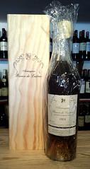 Baron de Lustrac 1954 Vintage Armagnac (Fareham Wine) Tags: bottle wine 1954 hampshire brandy winebottle armagnac fareham flickrandroidapp:filter=none lustrac hampshirewine farehamwinecellar barondelustrac vintagearmagnac 1954vintagearmagnac barondelustrac1954vintagearmagnac 1954armagnac